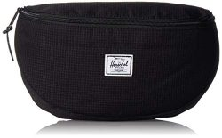 Herschel Sixteen Fanny Pack, Dark Grid/Black, One Size