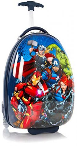 Heys America Marvel Avengers Boy's 18″ Rolling Carry On Luggage