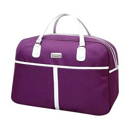 DDKK bags Zipper Large Capacity Luggage Bag for Mne & Women-Travel Carry On for Sports Germ  ...