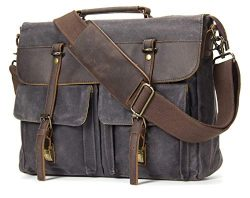 "emissary Messenger Bag |15.6"" Laptop Bag 