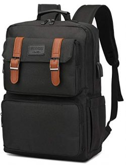 Laptop Backpack for Men and Women Travel Backpack Bookbag School Bag Anti-Theft Backpacks Water  ...
