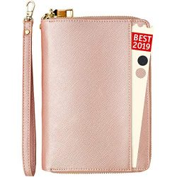 Travel Document Organizer – RFID Passport Wallet Case Family Travel Wallet Holder Id Wrist ...