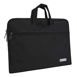 Laptop Bag, Beyle 15.6 Inch Slim Laptop Sleeve Case Water Resistant Handbag for Women & Men, ...