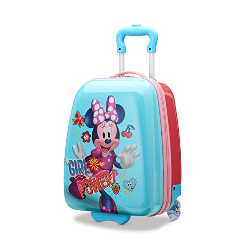 American Tourister Disney Kids Minnie Mouse Hardside Upright 16 Inch, 2