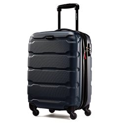 Samsonite Omni PC Hardside 20-Inch One Size Spinner – Navy
