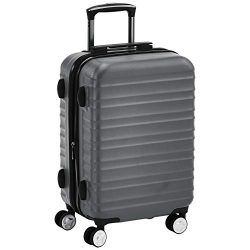AmazonBasics 20-Inch Carry-on, Grey