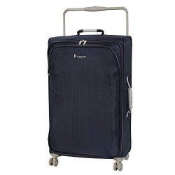 IT Luggage 31.5″ World's Lightest 8 Wheel Spinner, Magnet With Cobblestone Trim