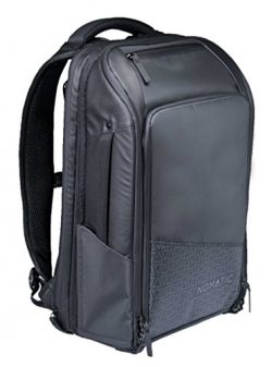 NOMATIC Travel Pack- Black Water Resistant Anti-Theft 30L Flight Approved Carry on Laptop Bag Co ...