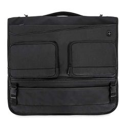 SWISSGEAR Full-Sized Folding Garment Bag | Carry-On Travel Luggage | Men's and Women' ...
