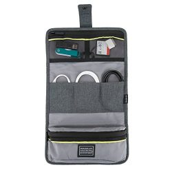 Travelon Urban Tech Accessory Organizer, Slate