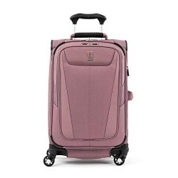 Travelpro Luggage Maxlite 5 Lightweight Expandable Suitcase , Dusty Rose