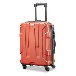 Samsonite Carry-On, Burnt Orange