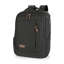 KROSER Laptop Backpack Large Computer Backpack Fits up to 15.6 Inch Laptop with USB Charging Por ...