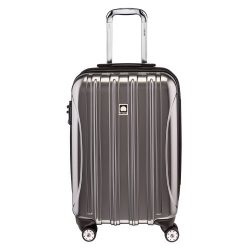 DELSEY Paris Large Carry-On, Titanium Silver