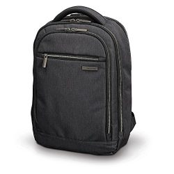 Samsonite Modern Utility Mini Laptop Backpack, Charcoal Heather, One Size