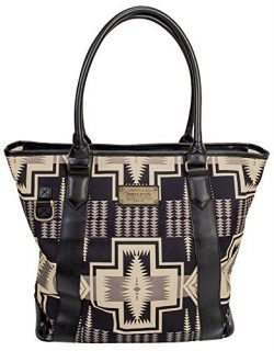 Pendleton Harding 20″ Softside Travel Tote – Black, One Size