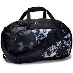 Under Armour Undeniable Duffle 4.0, Black (003)/Pitch Gray, Medium