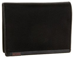 TUMI – Alpha Passport Case Wallet with RFID ID Lock for Men – Black