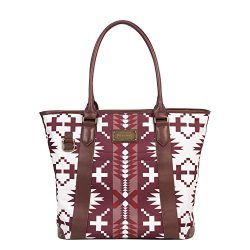 Pendleton Spider Rock 2.0 Travel Tote, Burgundy, One Size
