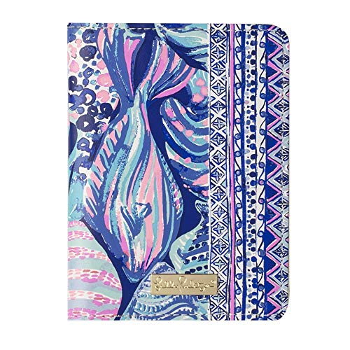 Lilly Pulitzer Passport Cover/Holder/Wallet (Scale Up)