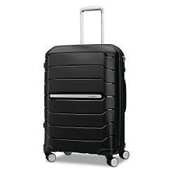 Samsonite Checked-Medium, Black