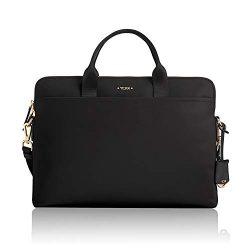 TUMI – Voyageur Joanne Laptop Briefcase – 14 Inch Computer Bag for Women – Black