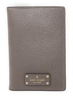 Kate Spade New York Grove Street Imogene Leather Passport Holder Wallet (Cityscape)