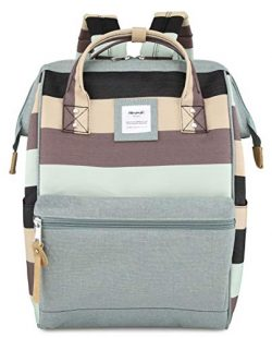 Himawari Travel School Backpack with USB Charging Port 15.6 Inch Doctor Work Bag for Women&M ...