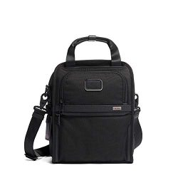 TUMI – Alpha 3 Medium Travel Tote – Satchel Crossbody Bag for Men and Women –  ...