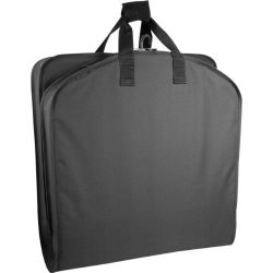 WallyBags 52″ Garment Bag, Black