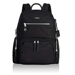 TUMI – Voyageur Carson Laptop Backpack – 15 Inch Computer Bag for Women – Blac ...