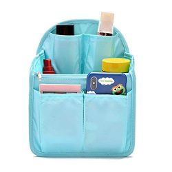 Alisy Cosmetic Travel Bag, Travel Storage Bags, Waterproof Clothes Packing Cube Luggage Organize ...