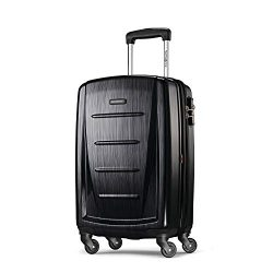 Samsonite Carry-On, Brushed Anthracite