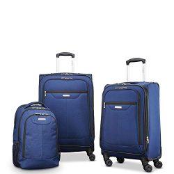 Samsonite Tenacity 3 Piece Set – Luggage – Black Color