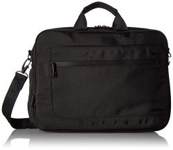 Travelon Anti-Theft Urban Messenger Briefcase, Black