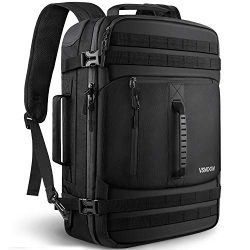 Carry on Laptop Backpack, 40L Large Travel Backpack Flight Approved Carry-on Luggage Backpack We ...