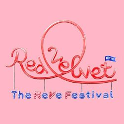 RED VELVET THE REVE FESTIVAL DAY 2 Album DAY2 Ver CD+1p UNFOLDED POSTER in TUBE+Photo Book+1p Ca ...
