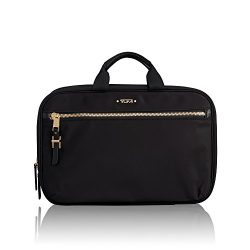 TUMI – Voyageur Madina Cosmetic Bag – Luggage Accessories Travel Kit for Women ̵ ...