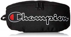 Champion Unisex-Adult's Prime Sling Waist Pack, black, One Size