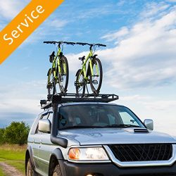 Roof Rack Installation – At-Home – 1-2 Accessories, Rack Not Included