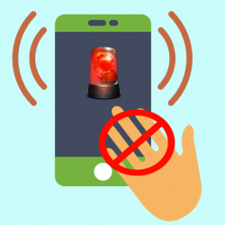 Don't Touch My Phone – Anti Theft Alarm