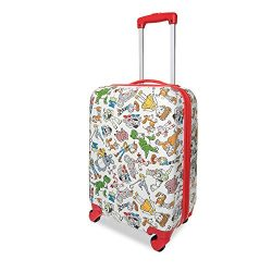 Disney Toy Story 4 Rolling Luggage – Small Multi