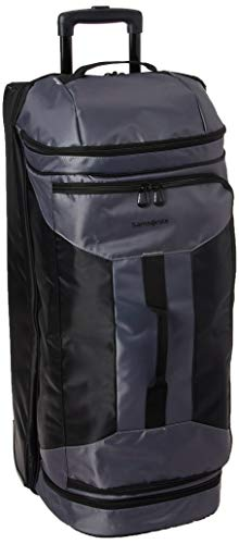 Samsonite 32 Inch Rolling Duffel, Riverrock/Black, One Size