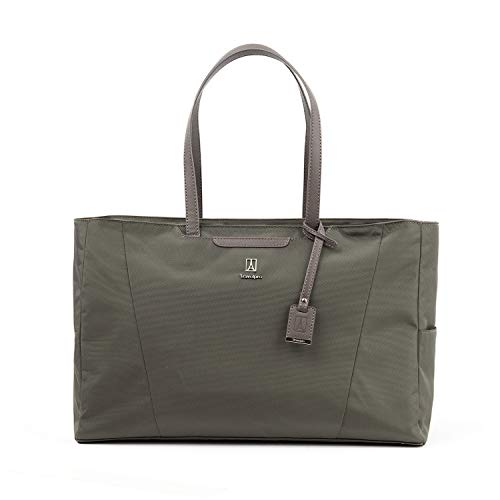 Travelpro Luggage Maxlite 5 Women's Laptop Carry-on Travel Tote, Slate Green, One Size