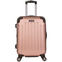 Kenneth Cole Reaction Renegade 20″ Hardside Expandable 8-Wheel Spinner Carry-on Luggage, R ...