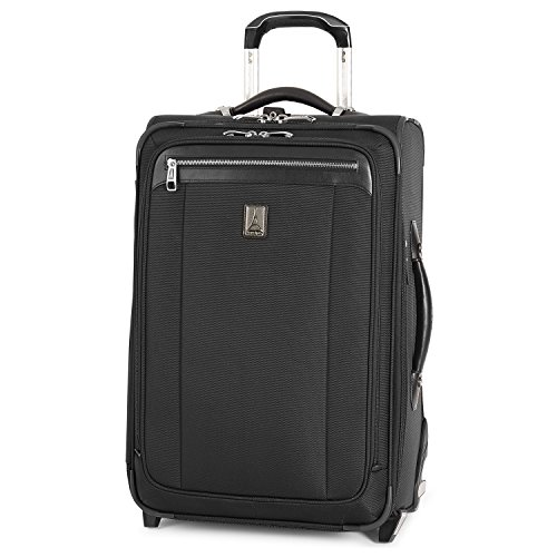Travelpro PlatinumMagna2 Carry-On Expandable Rollaboard Suiter Suitcase, 22-in., Black