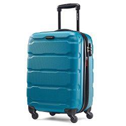 Samsonite Carry-On, Caribbean Blue