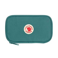 Fjallraven – Kanken Travel Wallet for Passports, Frost Green