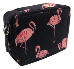 Vera Bradley Travel Pill Case (Flamingo Fiesta)