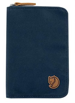 Fjallraven – Passport Wallet, Navy